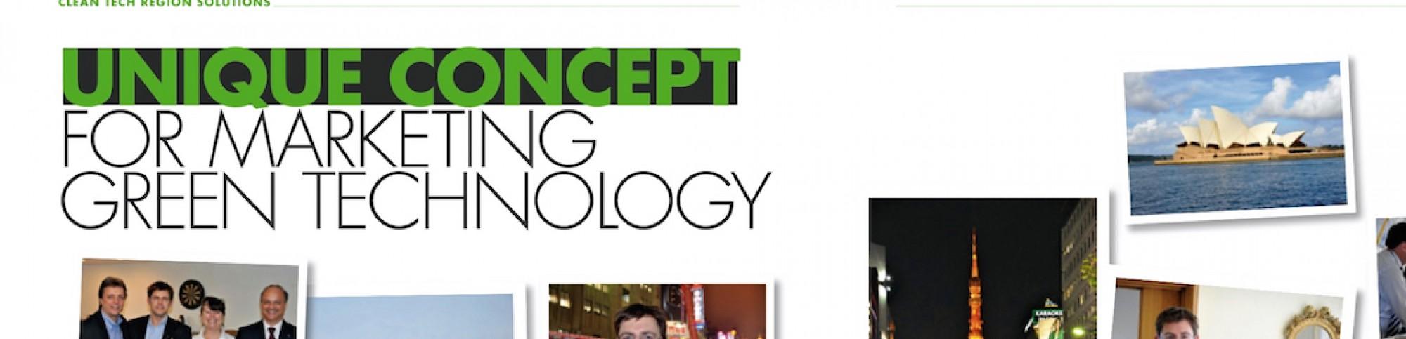 CleanTech Region Impact Group